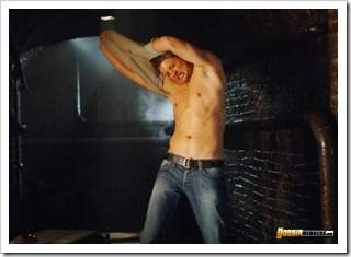 Jensen Ackles shirtless 2