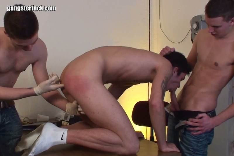 Straight Boys Get Humiliated At A Barn