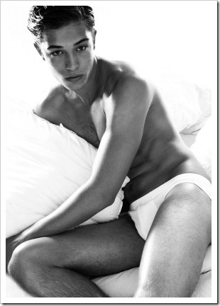 "Francisco Lachowski By Alvaro Beamud Cortes for ""KINGS OF MILANO"" 3"