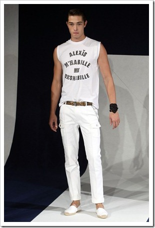 francisco lachowski for alexis mabille ss 2012