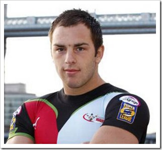 Bradford Bulls rugby player Luke Gale (2)